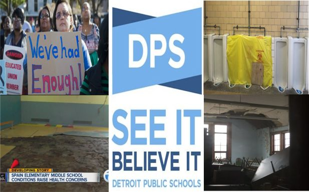 Image result for big education ape detroit public schools dps
