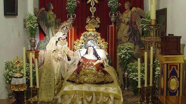 Tránsito de Santa Rosalía - Sevilla