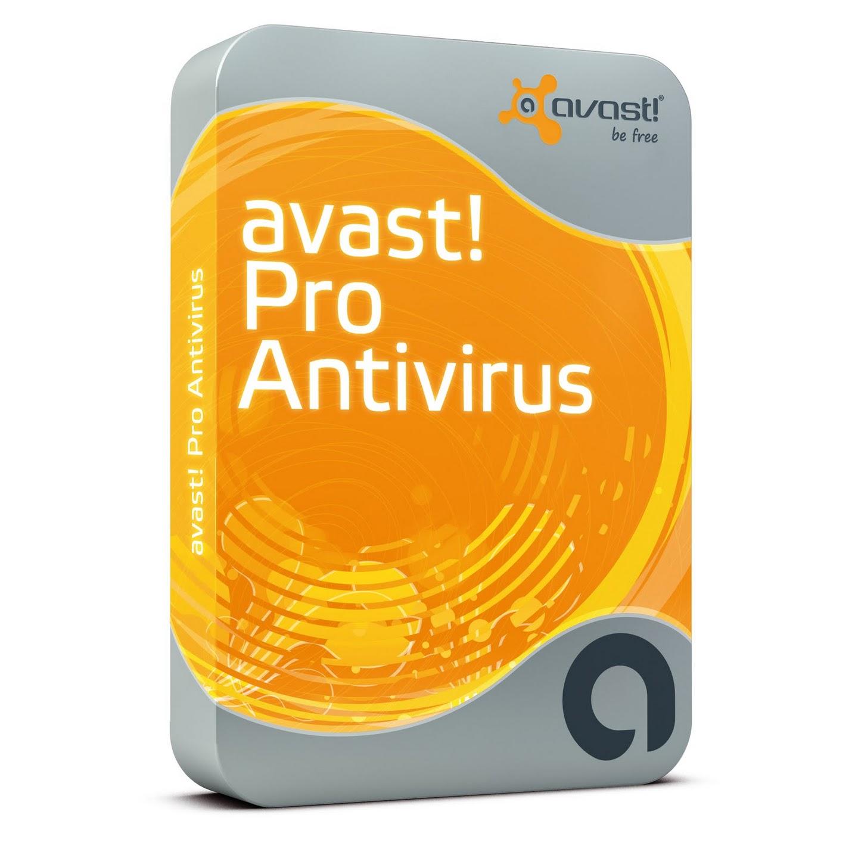 cd antivirus avast