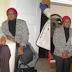 Mrs Buhari Travels to  London to visit President Buhari