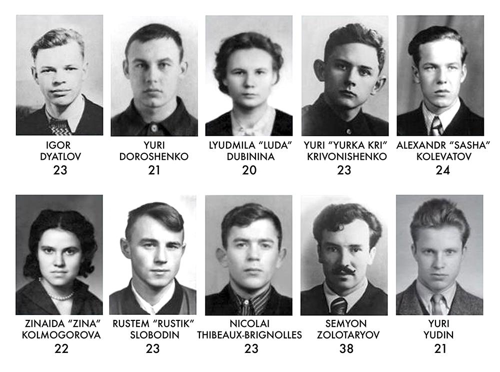 dyatlov pass incident