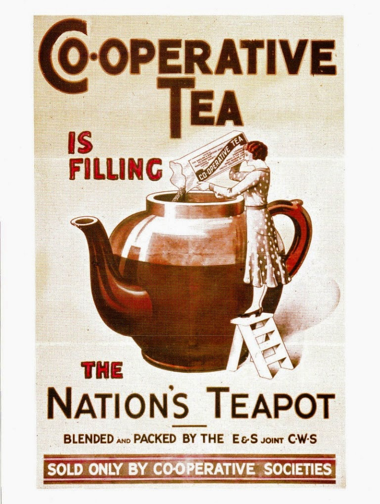 High Street Foundation Blog: Historical adverts to ...
