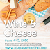 It's Wine & Cheese weekend on the Niagara Wine Trail