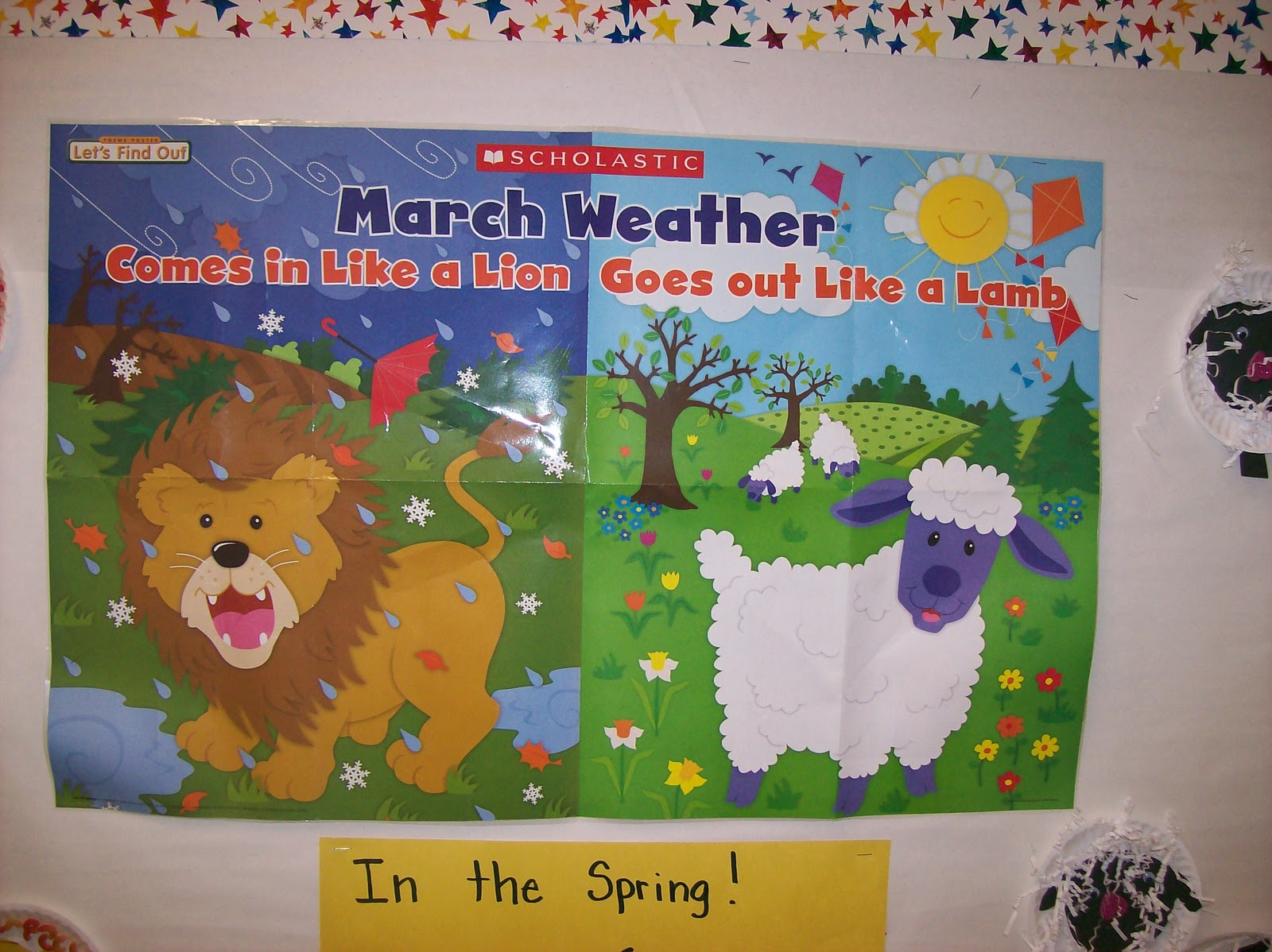 March Comes In Like And Goes Out Like >> Spring Comes In Like A Lion And Goes Out Like A Lamb From