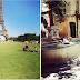 Elle prend des anti-selfies hilarants sur de sublimes sites touristiques