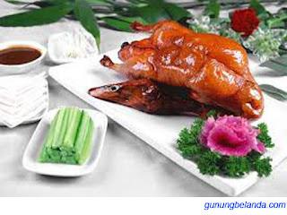 Apakah Bebek Peking Berasal dari Singapura?