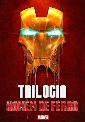 Trilogia Homem de Ferro - Poster