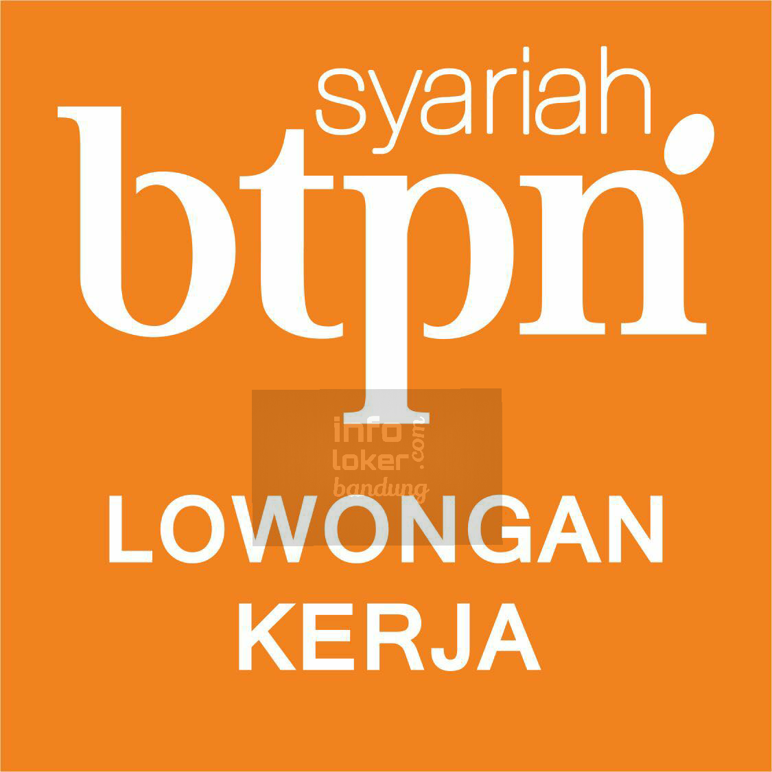 Lowongan Kerja BTPN Syariah Jabar width=