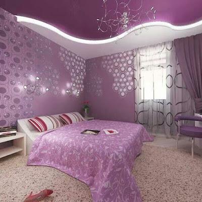 +60 purple interior design ideas color schemes wall paint color combinations 2019