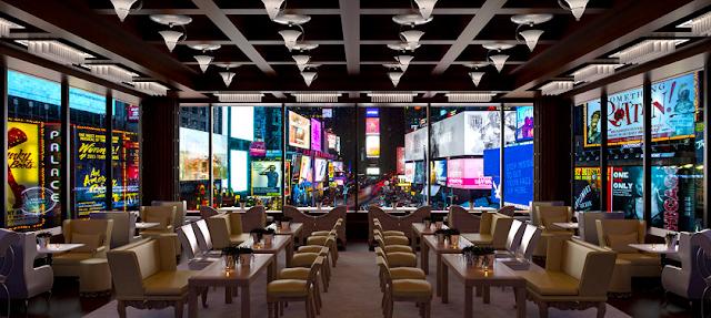 Restaurantes perto da Times Square em Nova York