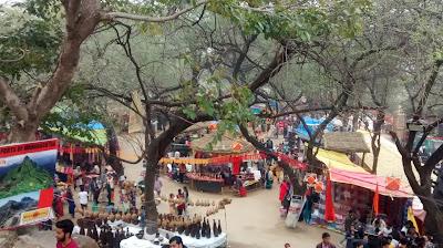 33rd Surajkund mela, Faridabad