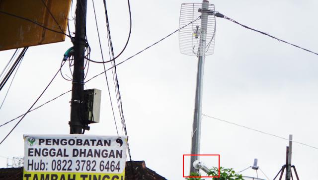 Kamera CCTV Trenggalek