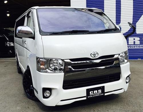 Review Toyota Hiace Baru bekas