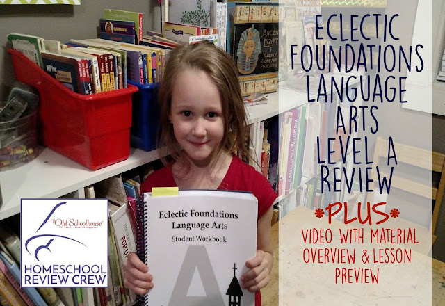 eclectic foundations language arts review