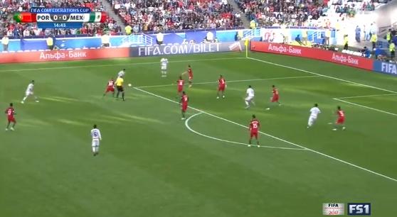 بالفيديو : البرتغال يتعادل مع المكسيك الاحد 18-06-2017 فى كأس العالم للقارات