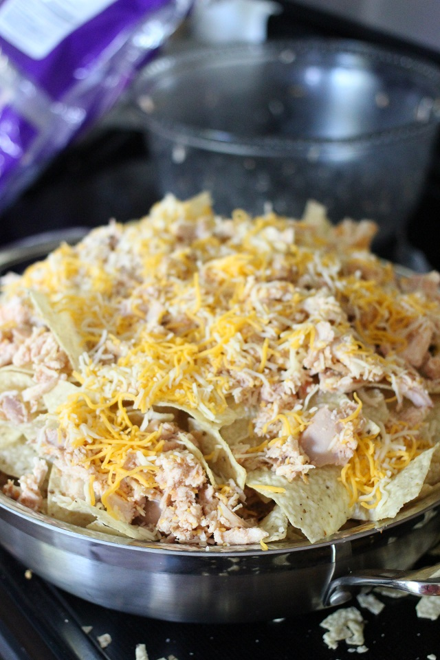 Copycat Alehouse Chicken Nachos Recipe