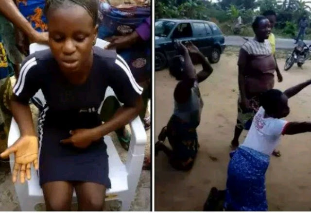 Teenage girl narrates how she was rejected by ritualists