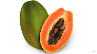 gambar buah pepaya, bahasa arab pepaya