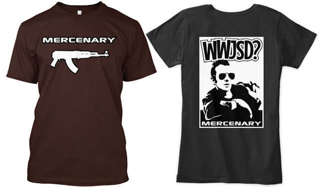 What Would Joe Strummer Do WWJSD Tee Shirt
