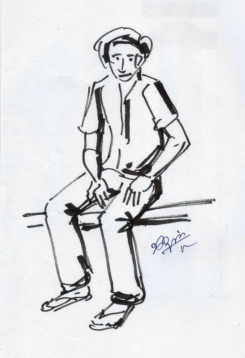 Amudhan Animations: Gesture Drawings, Quick Sketches