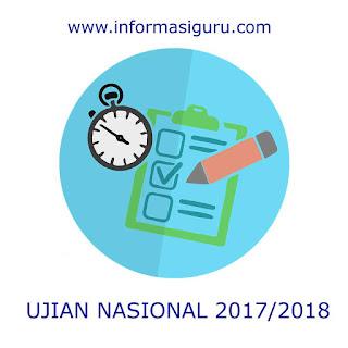 Revisi POS UN Tahun Pelajaran 2017/2018 Berdasarkan SE BSNP Nomor 0088/SDAR/BSNP/I/2018