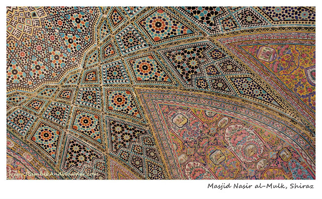 Iran: Top Things to Do and See in Shiraz - Nasir al Mulk - Ramble and Wander