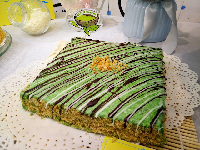 Ponti Bonti Cake; Cheese Cake Oleh - Oleh Pontianak
