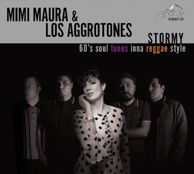 <b>MIMI MAURA & LOS AGGROTONES - Stormy (2016)