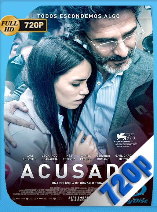 Acusada  (2018) HD [720p] Latino [GoogleDrive] MacacosupHD