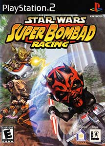 Star Wars Super Bombad Racing PS2 ISO (Ntsc) (MG-MF)