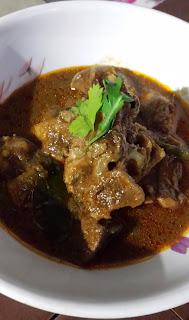 resep membuat chicken curry