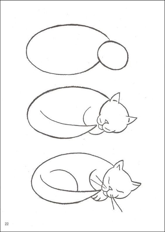 фото рисунки карандашом для начинающих поэтапно
