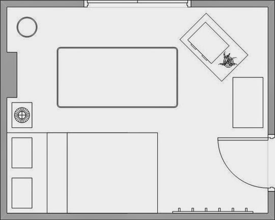 use software to design a room