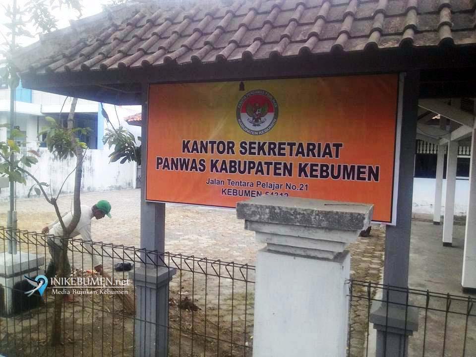Panwas Kabupaten Kebumen Resmi Mulai Bekerja