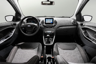 Ford Ka+ Ultimate (2018) Dashboard