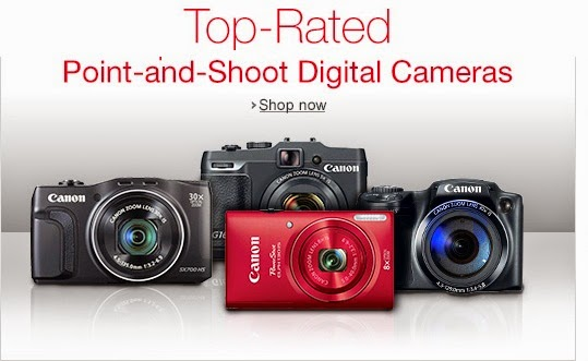 top 10 point and shoot cameras in india