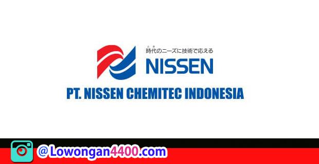 Lowongan Kerja PT. Nissen Chemitec Indonesia (PT. NCI) Karawang 2018