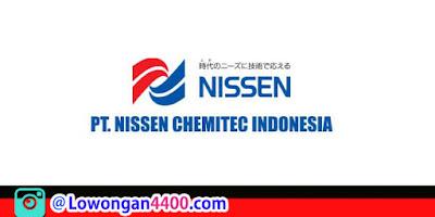 Lowongan Kerja PT. Nissen Chemitec Indonesia (PT. NCI) Karawang 2020
