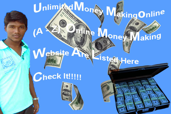 money making websites total 600