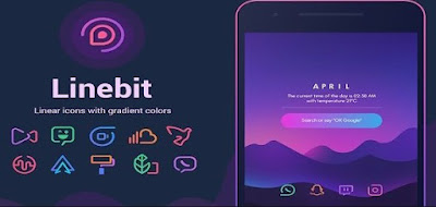 Linebit – Icon Pack (Patched latest) Apk For Android