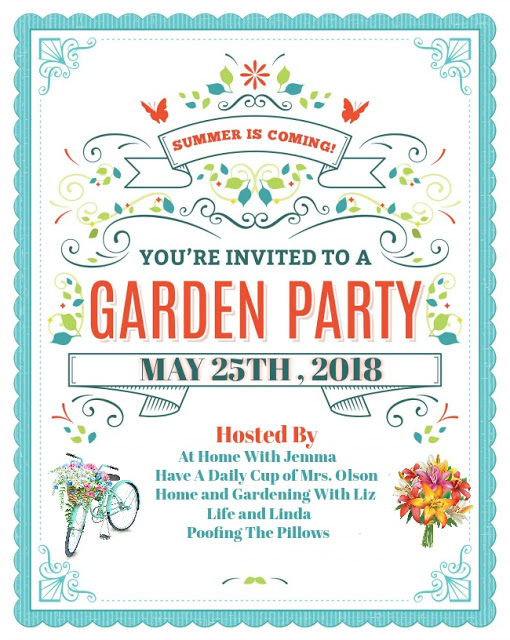May Monthly Garden Party