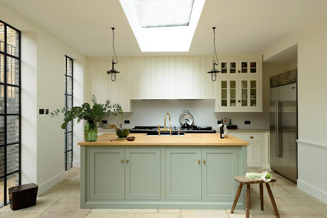 Modern Country Style Modern Country Kitchen Lust
