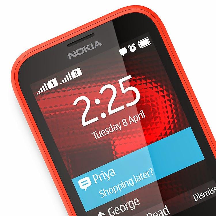 Harga, dan Spesifikasi Nokia 225 Dual SIM