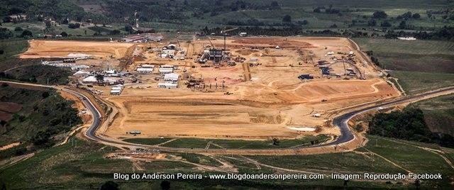cb729ee2b Economia: Instalação de fábrica de cimento em Alhandra, na PB, deve gerar  1.600 empregos