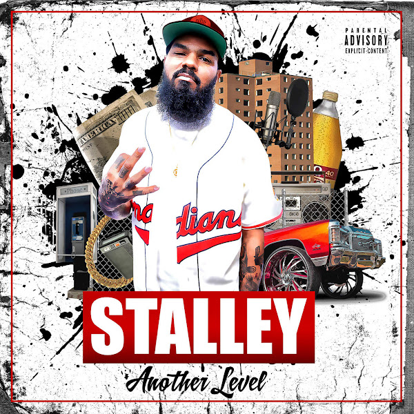 Stalley - Another Level Cover
