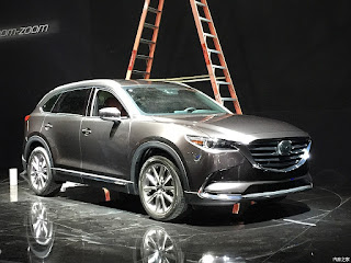 Nouvelle ''2018 Mazda CX 9 '', Photos, Prix, Date De Sortie, Revue, Nouvelles