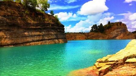 dananu biru pengaron banjarmasin