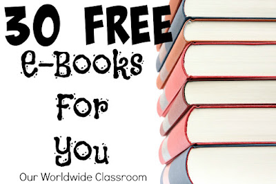 30 Free E-Books For You!