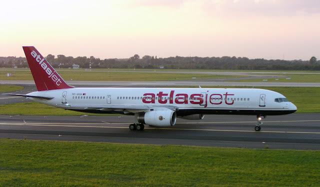 Atlasjet TC-OGH Boeing 757-200