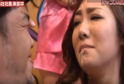 Πάμε καλά;;; Δεν φαντάζεστε τι κάνουν οι κοπέλες σε αυτό το τηλεπαιχνίδι στην Ιαπωνία! (VIDEO)